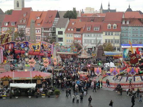 erfurt town festival folk festival