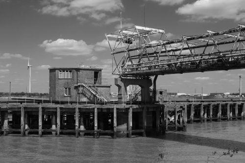 erith dock shipping