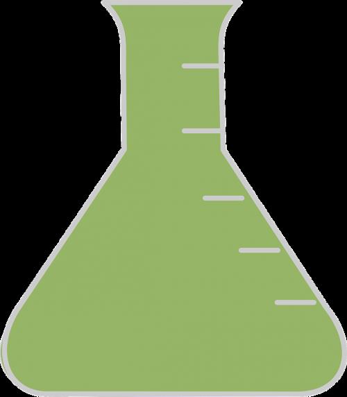 erlenmeyer flask flask glassware