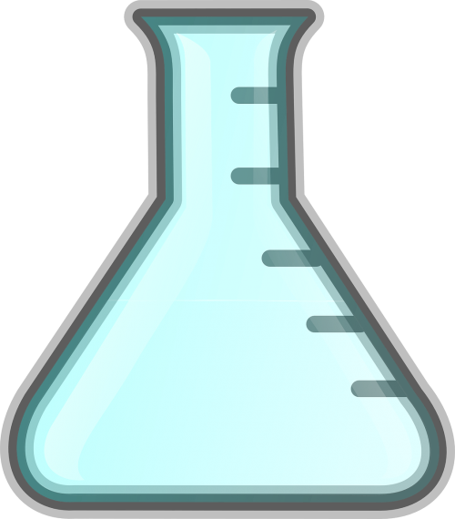 erlenmeyer flask chemistry empty