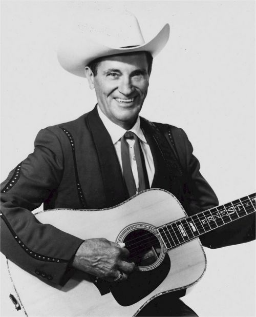ernest tubb country music singer