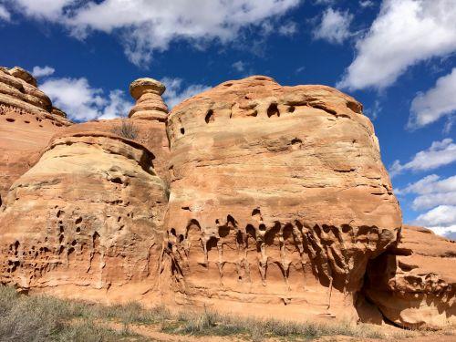 Erosion Of Sandstone