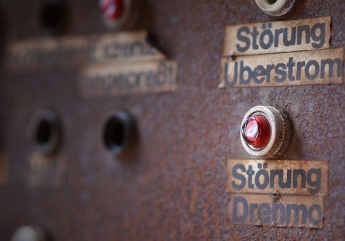 error old industry
