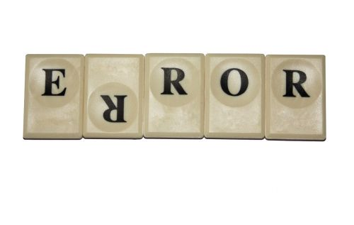error play stone letters
