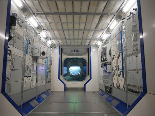 esa spacelab space