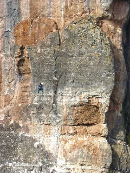 escalation climber rocks