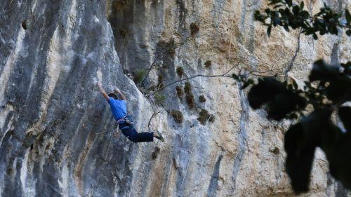 escalation difficulty rock