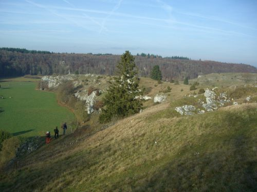 eselsburg valley brenz nature