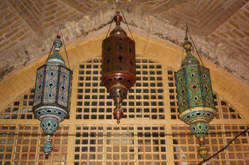 esfahan the mosque iran