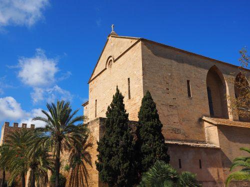 església de sant jaume church alcúdia
