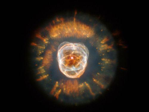 eskimo nebula ngc 2392 planetary fog