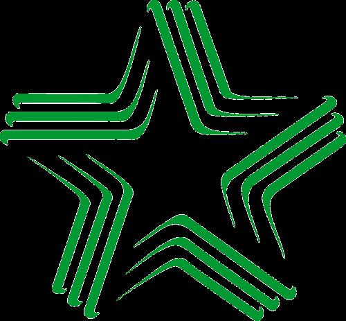 esperanto logo star