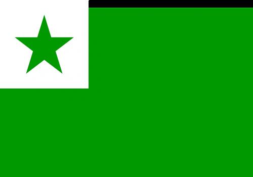 esperanto flag green