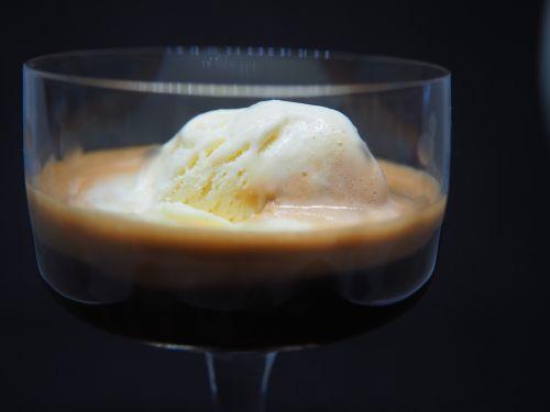espresso,kava,ledas,affogato al caffè,datailaufnahme,gerti,ispanų,kavos receptas,Italijos kava,šalta kava