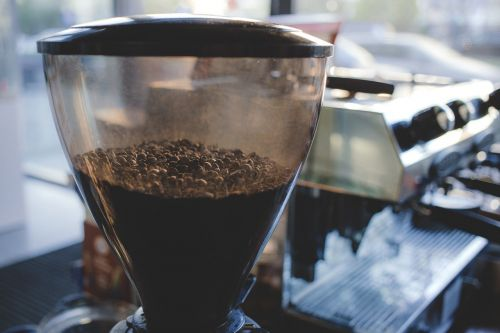 espresso machine coffee