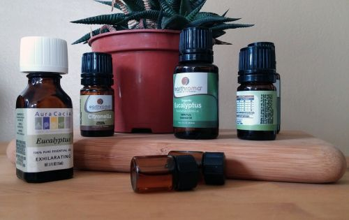 essential oil essential oils