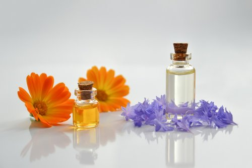 essential oil  spa  cosmetology