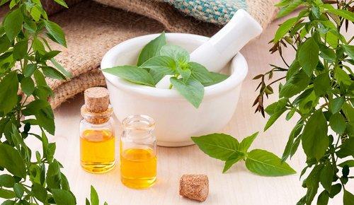essential oils  flower  aromatherapy
