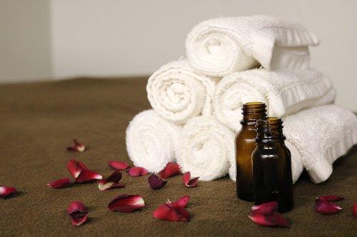 essential oils  spa  wellness