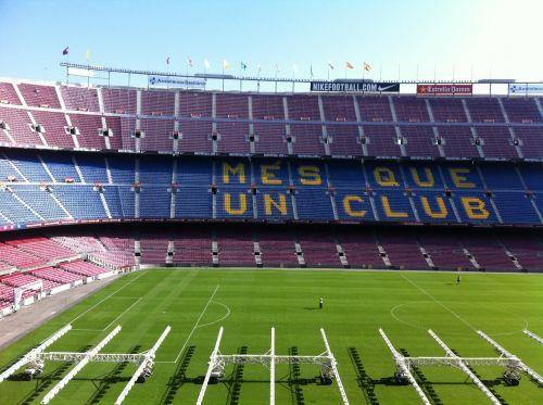 estadio camp nou barcelona