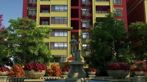 estate continental classical
