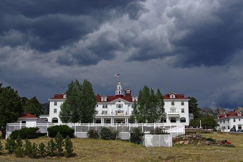 estes park's stanley hotel  mountain  hotel