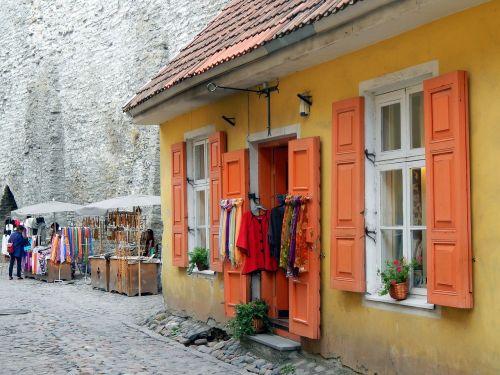 estonia old house