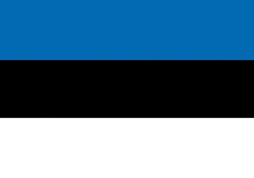estonia estonia flag europe