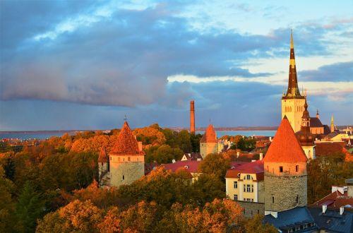 estonia church tallinn