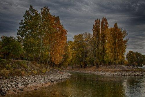 esztergom  danube  river