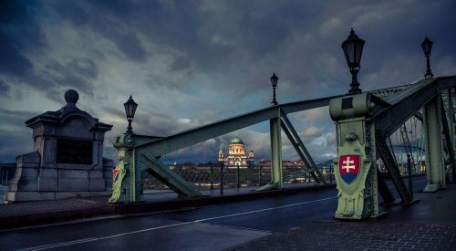 esztergom cornice bridge