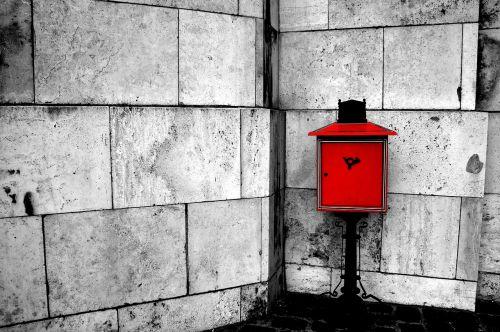 esztergom basilica mailbox