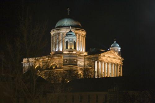 esztergom basilica church