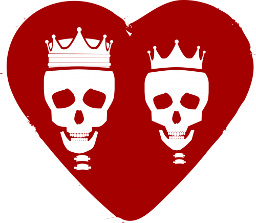 eternal love skulls boyfriends