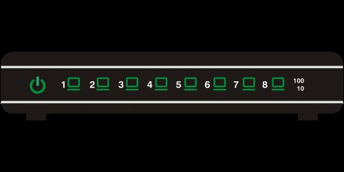 ethernet hub network