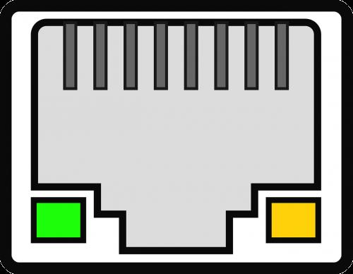 ethernet port switch