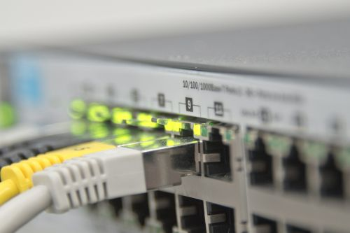 ethernet switch network