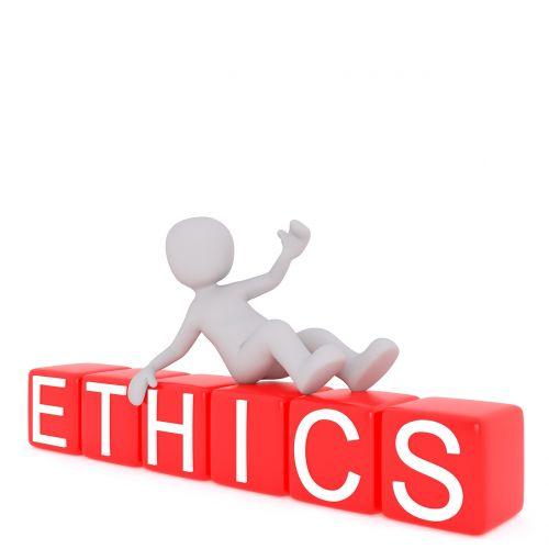 ethics morality credibility