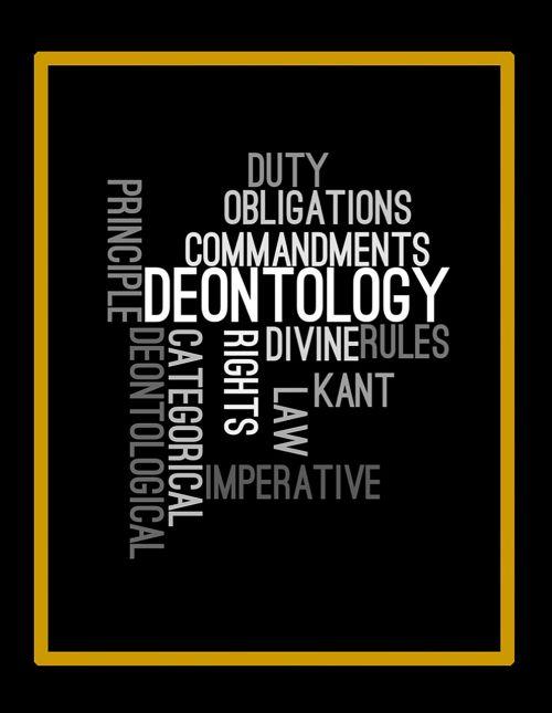 ethics wordcloud kant