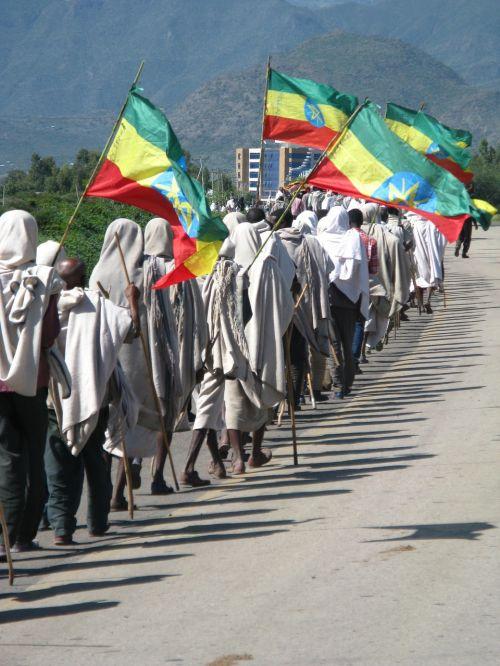 ethiopia march africa