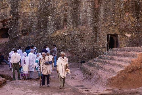 ethiopia  axum  lalibela
