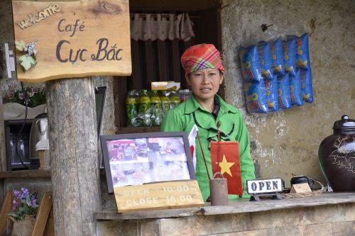 ethnic people sell