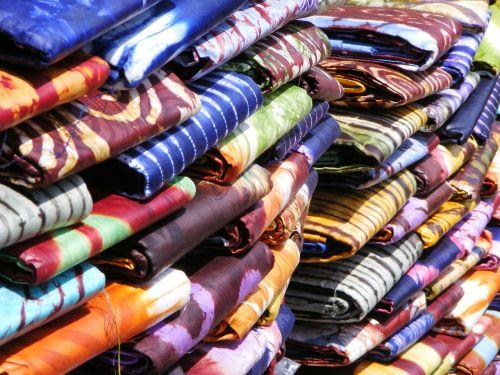 ethnic cloth fabric textile