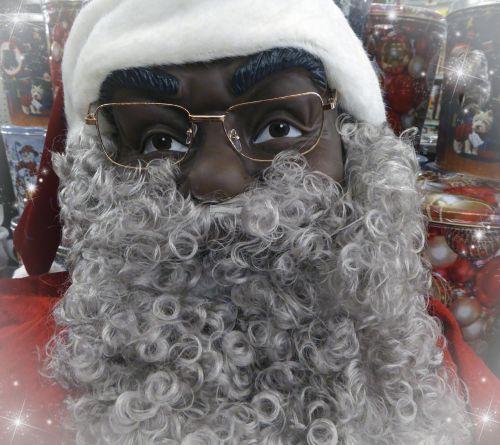 Ethnic Santa Claus
