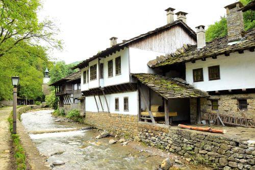 ethnographic complex etara gabrovo