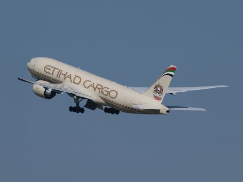 etihad airways boeing 777 cargo