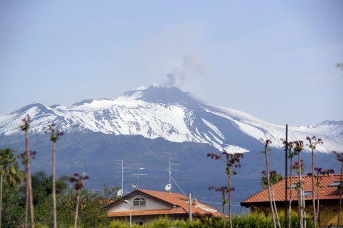 etna sicily summit