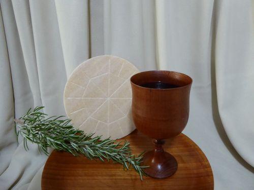 eucharist christian bread