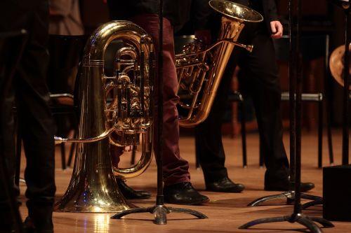 euphonium trombone brass