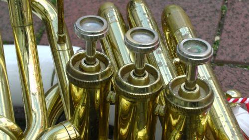 Euphonium Valves